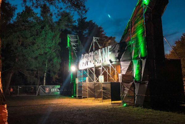 Hurricane Festival 2019: Eingangstor