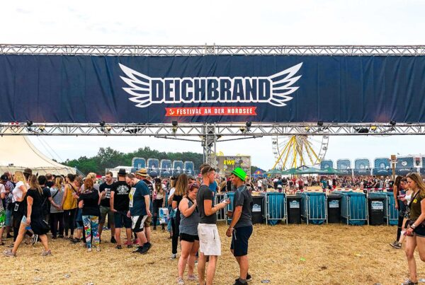 Deichbrand Festival 2019 an der Nordsee