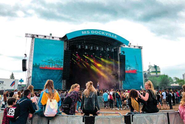 MS Dockville Festival 2019: Großschott