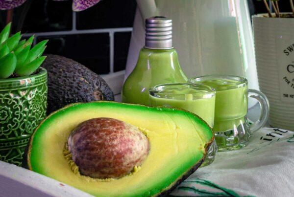 Abacate: Avocado-Likör