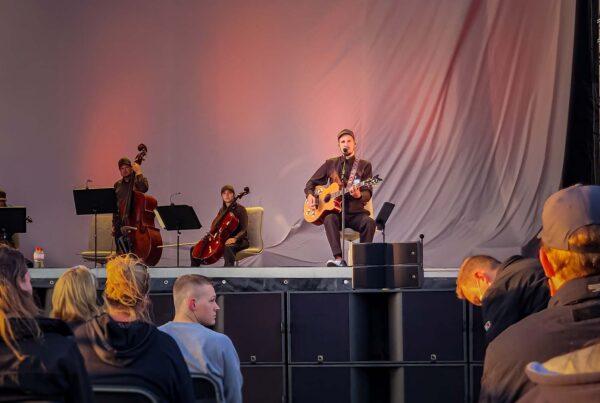 Alligatoah Open Air Konzert